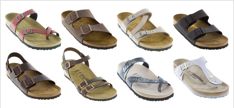 Birkenstock Sandal Collection Handpicked for Comfort