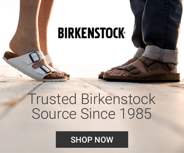 Happy Feet Plus: Trusted Birkenstock Source Since 1985
