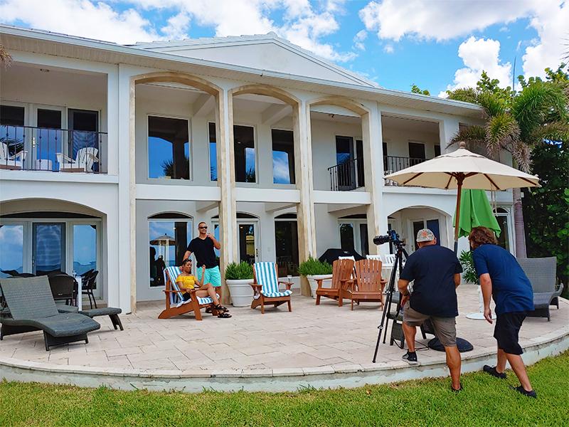 2019 Kenkoh Photo Shoot Beachfront Home