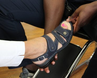 Shoe Fitting at Happy Feet Plus