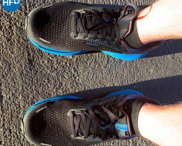 Brooks Ghost 14 Testimonial For Happy Feet Plus