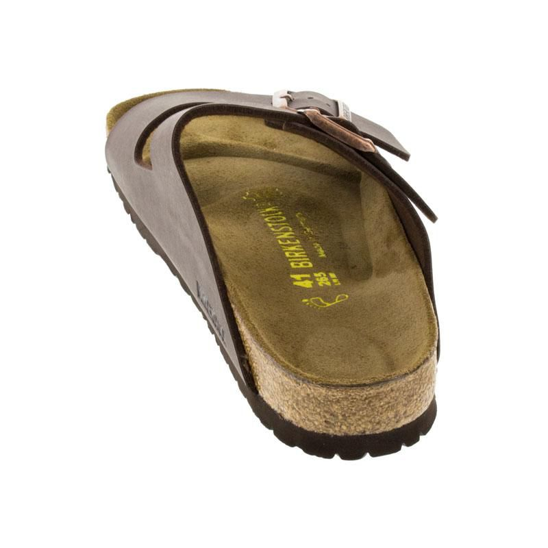 Birkenstock Arizona Brown Birko-Flor