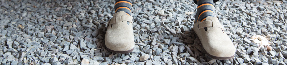 Be comfortable and cosy in Birkenstock clogs
