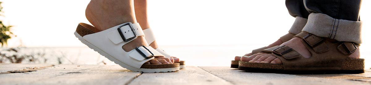 Shop Birkenstock Sandals for comfort and style