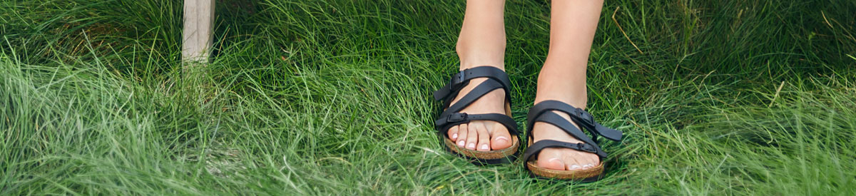 Women's Birkenstocks are fun and good for your body