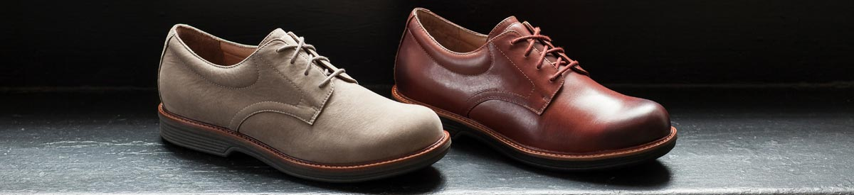 Professional and casual Dansko footwear for men in all styles and sizes