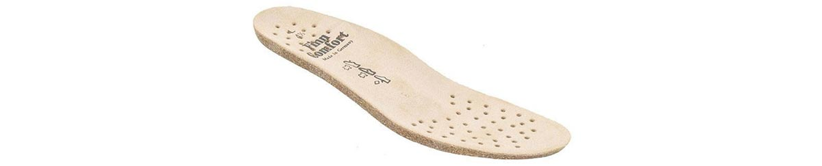 Replace your Finn Comfort Insoles for continued comfort