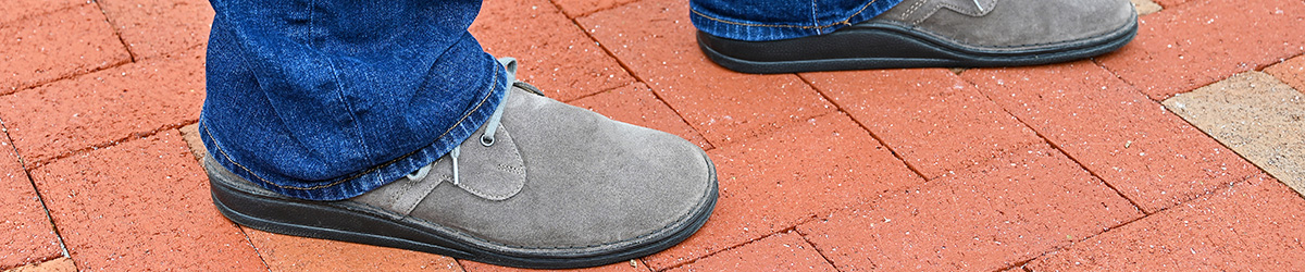 Finn Comfort Men's Footwear provides comfort and quality