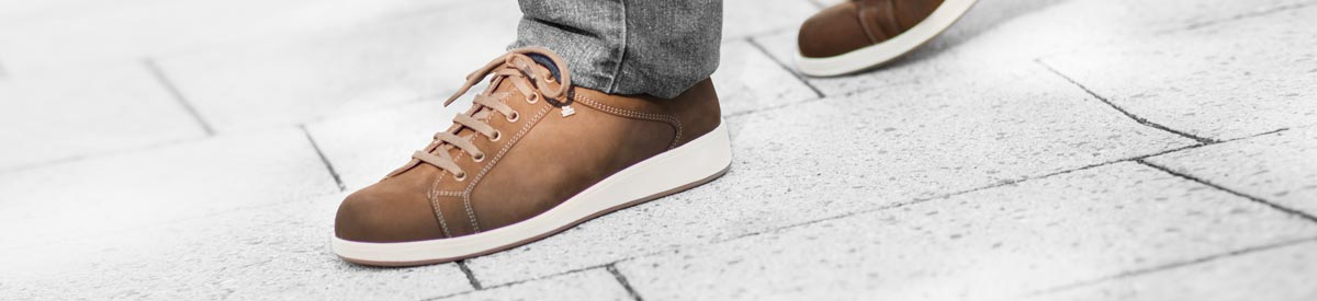 For the Most Comfort and Support, Shop Men's Footwear at HFP