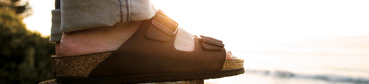 Shop Men's Sandals for Comfort and Support