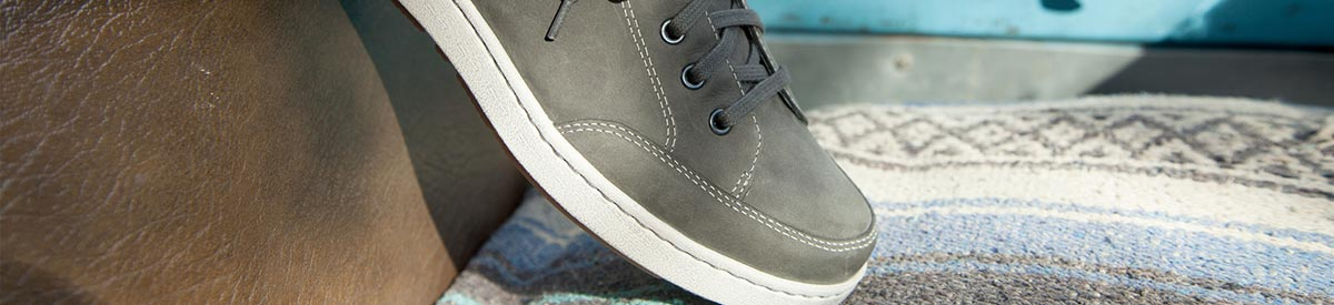 Men's Shoes at HFP feature support and comfort