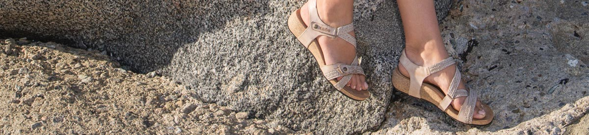 Buy Taos Sandals, where fashion meets comfort