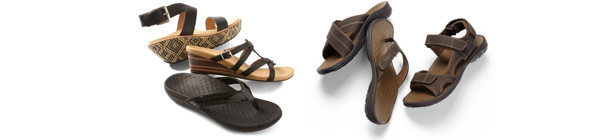 Buy Vionic Sandals - Creating life-changing footwear and orthotics