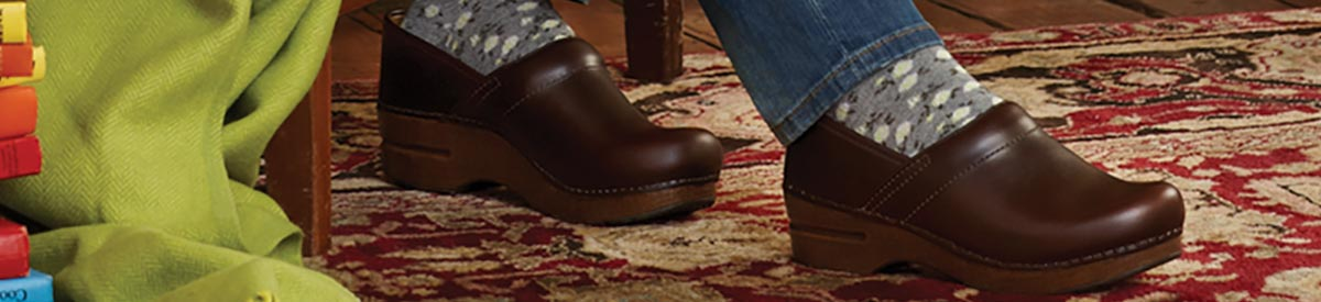 HFP has a wide variety of Women's Clogs - great for comfort and style