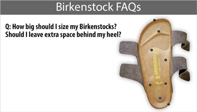 Birkenstock FAQ's Blog Post