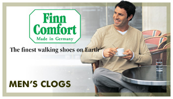 Finn Comfort Men's Clogs