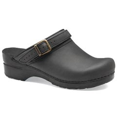 Dansko Ingrid Leather Black