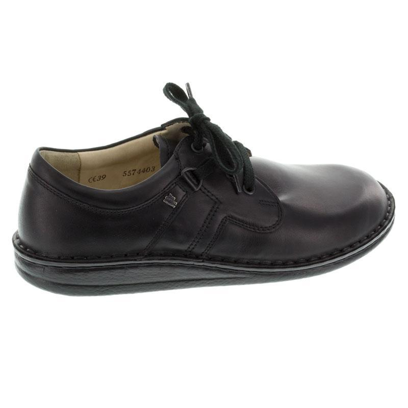 Finn Comfort Vaasa Black Leather
