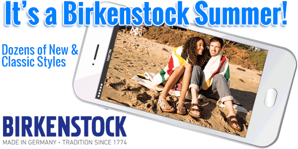 Selected Birkenstocks On Sale