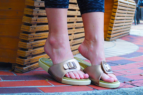 Exclusive source - Kenkoh Massage Sandal