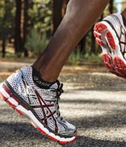 ASICS Footwear is available in Happy Feet Plus retail stores